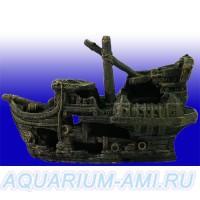 Затонувший корабль №503