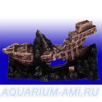 Корабль с пробоиной №521