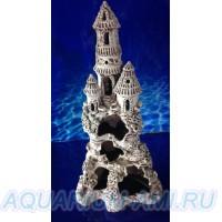 Замок для оформления аквариума №15