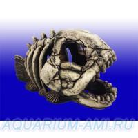 Декоративный скелет рыбы №901