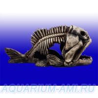 Скелет в аквариум №904