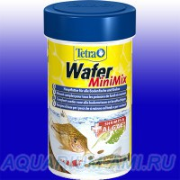 TETRA Wafer mini Mix 100ml/52g
