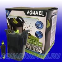 AQUAEL MaxiKani 250 внешний аквариумный фильтр