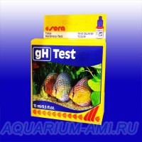 gH-Test SERA (общая жесткость)