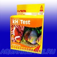 Тест SERA на карбонатную жесткость  kH-Test