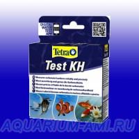 Тест карбонатная жесткость KH прес/море