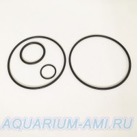 Уплотнители для фильтра Aquael MultiKani 800