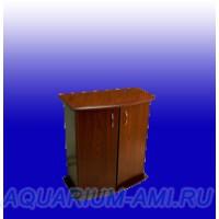 Тумба под панорамный аквариум АКВАС 80 литров