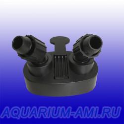 Краны(блок) к внешнему фильтру SUNSUN 302