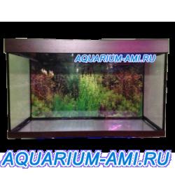 Аквариум ZelAqua прямоугольный 400 литров