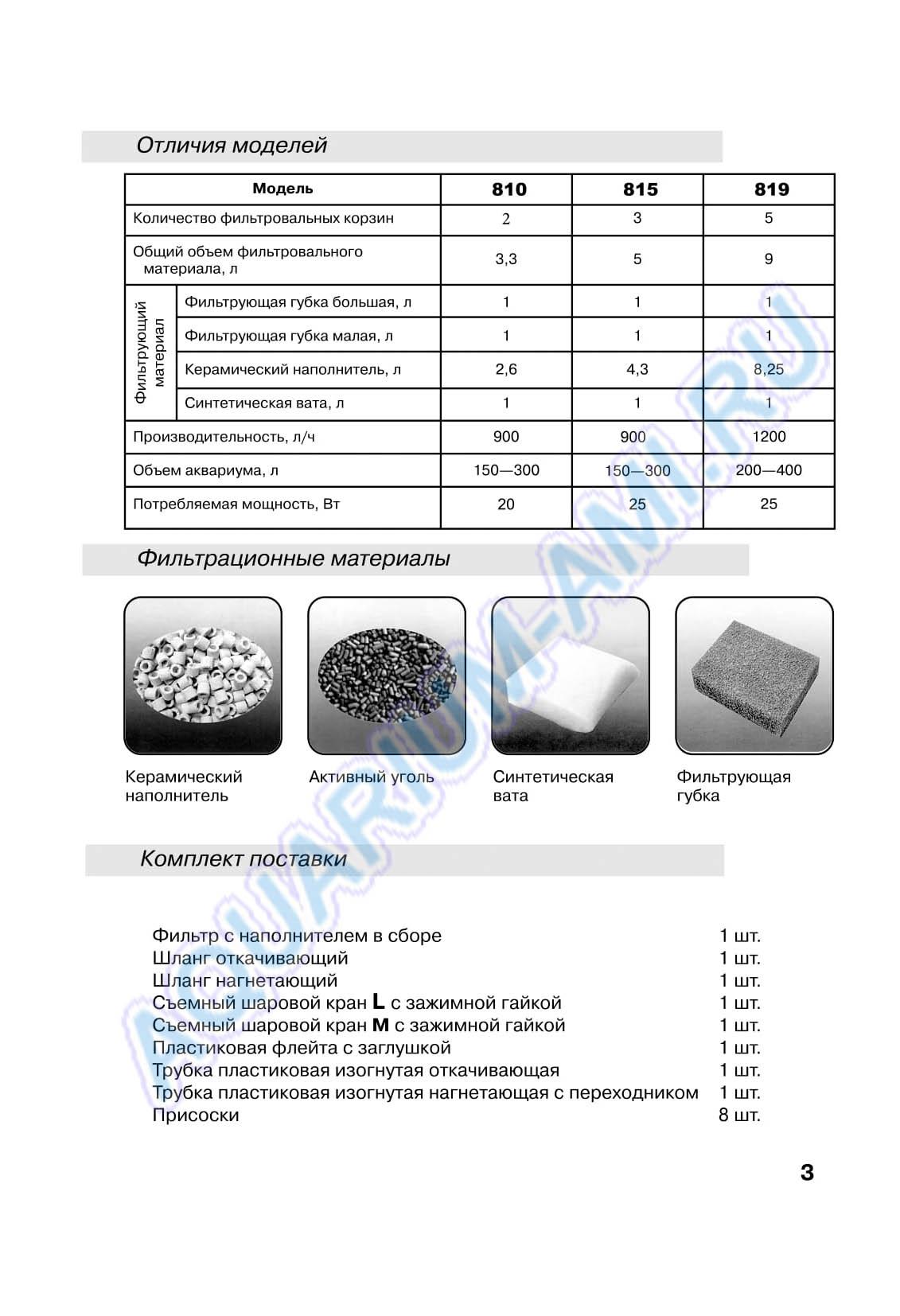 аквариумный фильтр eheim инструкция